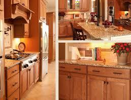 Mediterranean Kitchen Cabinets - santa cecilia light granite for a mediterranean kitchen with a