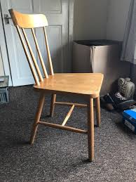 IKEA OLLE KITCHEN DINING ROOM CHAIR In Southside Glasgow Gumtree - Ikea dining room chairs