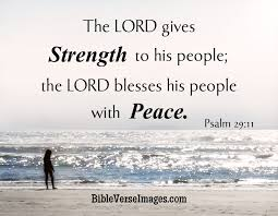 bible verse about strength psalm 29 11 bible verse images