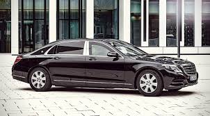 maybach car mercedes benz 2017 mercedes benz maybach s600 guard hiconsumption
