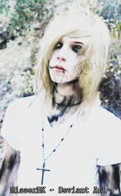 andy biersack with blonde hair blonde biersack by misserbk on deviantart