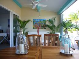 Veranda Cuisine Photo Kaybays U0027luxury Beach House With Pool Homeaway Sandy Ground
