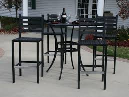 36 Patio Table The Ansley Collection 4 Person All Welded Cast Aluminum Patio