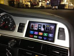audi a6 tv apple tv tech mods and more in audi a6 audiworld forums