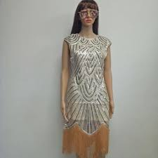 shop 1920s gatsby dress on wanelo