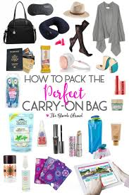 10 Must Carry On Essentials by The 25 Best Travel Essentials Ideas On How To Pack