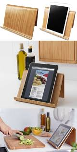 best 25 cook book stand ideas on pinterest ipad holders pipe