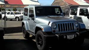 baby blue jeep wrangler arctic edition jeep wrangler winter chill blue 2012 jk