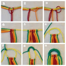 make bracelet with thread images 1129 best cords and knots images diy jewelry making jpg