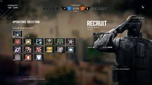 siege test tom clancy s rainbow six siege technical test server