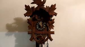 Authentic Cuckoo Clocks Small Black Forest Cuckoo Clock Working Musical Box Youtube