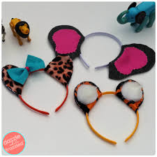 halloween headbands diy animal ear headbands for kids