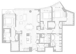 3 bed 3 bath apartment in atlanta ga hanover buckhead village