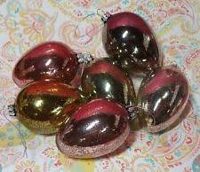 blown egg ornaments glass easter ornaments ebay