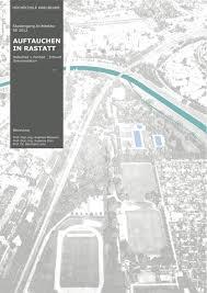 architektur studieren kã ln dokumentationen hochschule karlsruhe technik und wirtschaft hska
