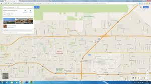 Tecate Mexico Map by Rancho Cucamonga California Map