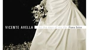 Project Life Wedding Album All The Days Of My Life Solo Piano Album By Vicente Avella By