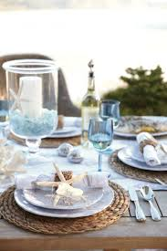 lovely summer tablescape with accents tablescapes