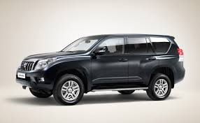 toyota jeep white the next generation toyota land cruiser is released