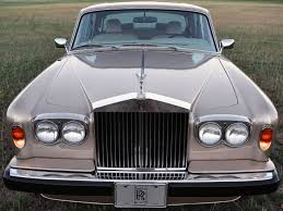 rolls royce silver shadow 1980 rolls royce silver shadow ii notoriousluxury
