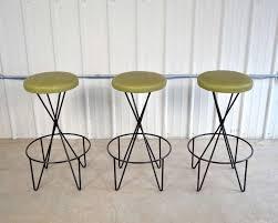 eames style counter stool mid century mini bar modern adjustable