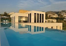 modern mansion beach house architecture fidar beach house raed abillama architects archdaily