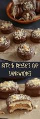 ritz cracker turtle cookies sweet salty and no bake perfect