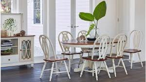 round dining table and chairs dining tables chairs sets round extendable harvey norman