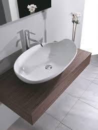 mensola lavabo da appoggio mensola minimal h15 cm