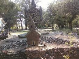 peafowl abound at petersen u0027s picture of petersen rock garden and
