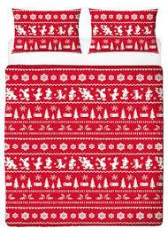 Double Christmas Duvet 13 Best Christmas Bedding Images On Pinterest Christmas Bedding