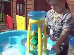 step2 waterwheel play table step 2 water wheel play table youtube
