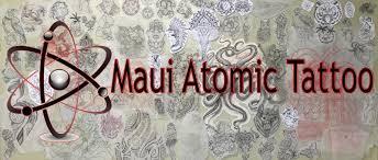 maui atomic tattoo original art page 1