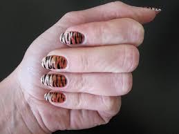 tiger nail best image of tiger 2017
