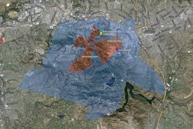Fires Near Denver Map by New Homes Destroyed Threatened In San Marcos Fire Nbc 7 San Diego