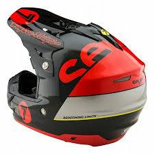 motocross helmets for sale sale seven new mx tld se 3 supra red black dirt bike motocross