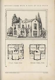 Spanish Revival House Plans by 231 Best Historic House Plans Images On Pinterest Vintage Houses
