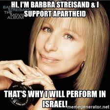 Barbra Streisand Meme - barbra streisand meme 25 best memes about barbra streisand and