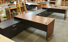 dual desks orange county dual desks home office modern with corner