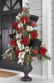 collection top hat decorations pictures tree