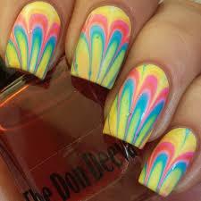 nail design rainbow rainbow nail art ideas and design
