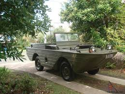 amphibious jeep ford amphibian gpa seep 1943 in buderim qld
