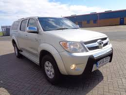 used toyota hilux manual for sale motors co uk