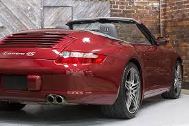 porsche carrera 2008 2008 porsche 911 carrera 4s cabriolet 6 speed manual