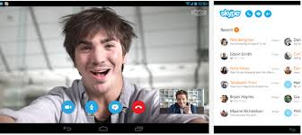 skype for android tablet apk skype android apk gets floating calling skype 4 5