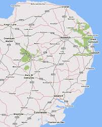 map of east uk days out summer east anglian daily times