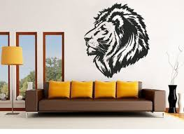 Online Shopping Bedroom Accessories Online Get Cheap Lion Bedroom Wall Art Aliexpresscom Alibaba Group