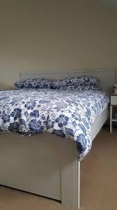 ikea brusali bed frame in great shelford cambridgeshire gumtree