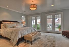 Lighting For Master Bedroom Traditional Master Bedroom With Lighting Home Interior Design