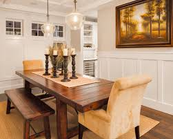 Exciting Wainscoting Ideas For Dining Room  With Additional - Wainscoting dining room ideas